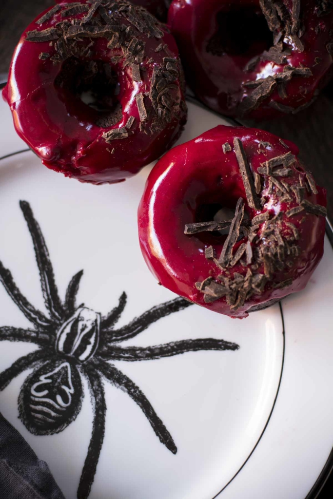 untitled 28 683x1024 - Chocolate Baked Doughnuts with Beet Blood Glaze