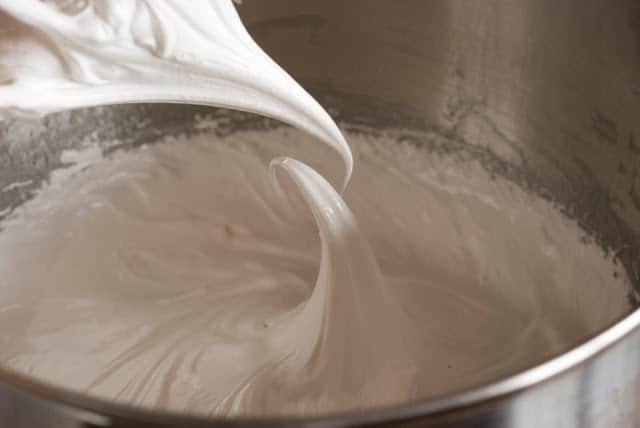 16 2 - Dark Chocolate Crepe Cake Step # 2 Hazelnut Filling