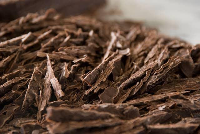 3 1 - Dark Chocolate Crepe Cake Step # 3 Chocolate Ganache