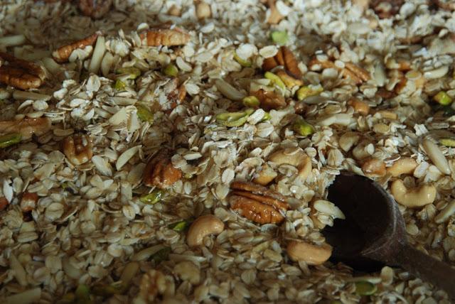 granola compressed8 - Janet's Granola