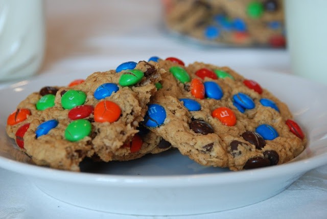 monster cookies compressed17 - Monster Cookies