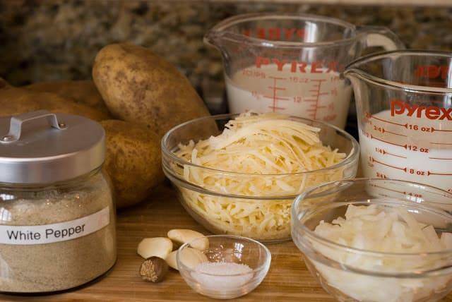 1 6 - Potato Gratin