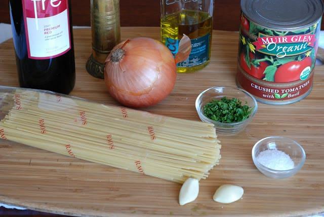19 1 - Stuffed Meatballs and Spaghetti
