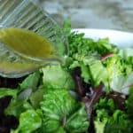 30 5 150x150 - Spring Salad with French Vinaigrette and Lemon Garlic Dressings