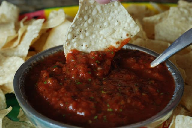 30 - Fire Roasted Salsa