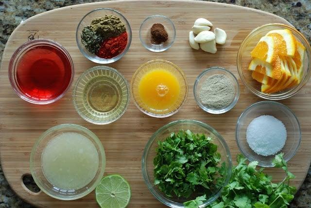 1 6 - Carne Asada Tacos