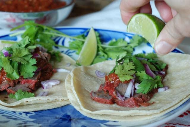 17 7 - Carne Asada Tacos