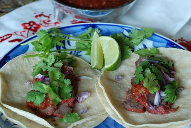 19 5 - Carne Asada Tacos