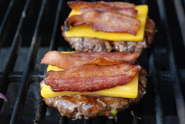 41 - Jalapeno Cheddar Burgers