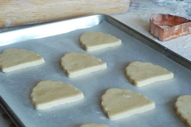 7 1 - Soft Sugar Cookies