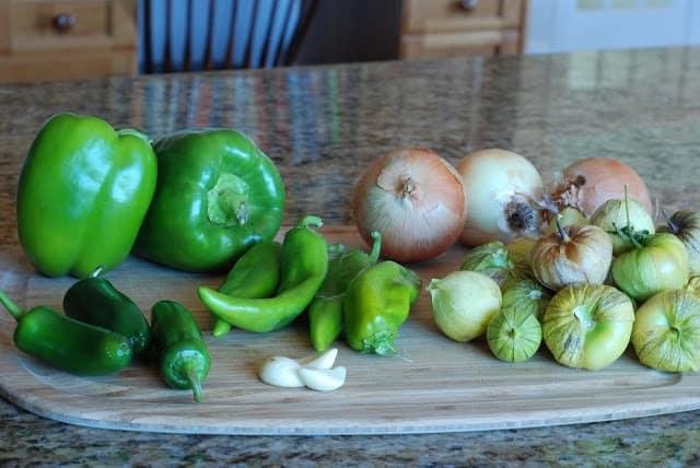 "1 2 - Pork Chile Verde Part 1  ""The Prep"""