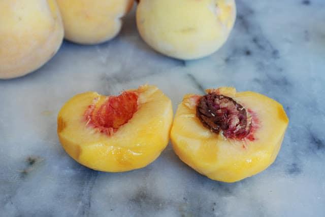2 - Peach Cobbler