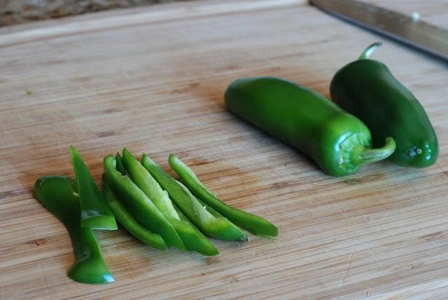 "25 1 - Pork Chile Verde Part 1  ""The Prep"""