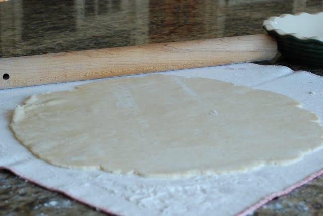 28 1 - Pie Crust