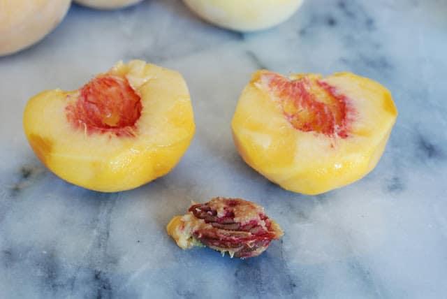 3 - Peach Cobbler