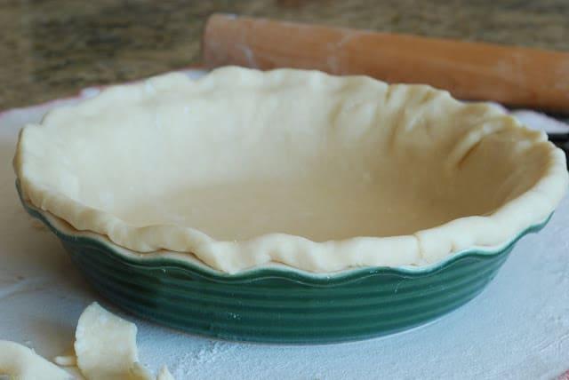 36 1 - Pie Crust