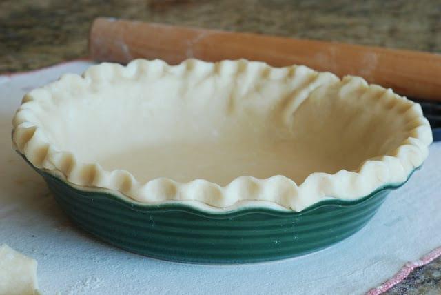37 1 - Pie Crust
