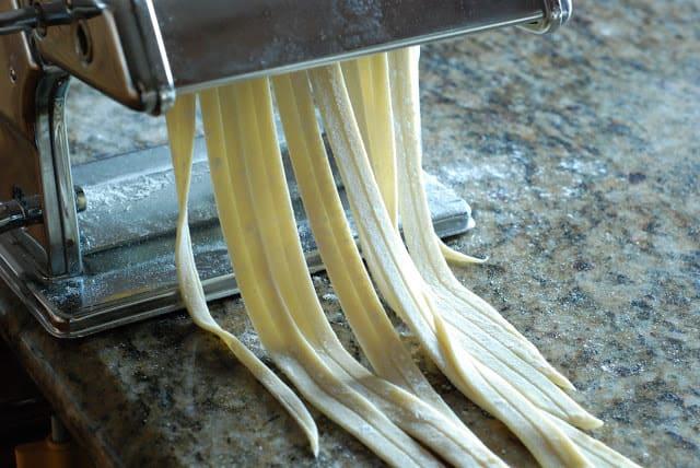 16 1 - Homemade Egg Noodles
