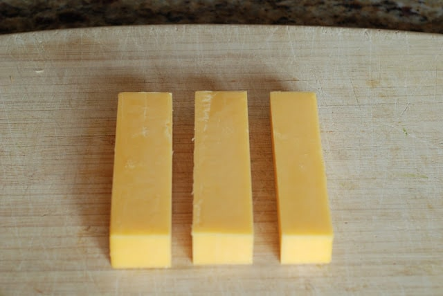38 - Cheddar Cheese Rolls