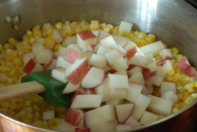 39 2 - Thai Corn Chowder