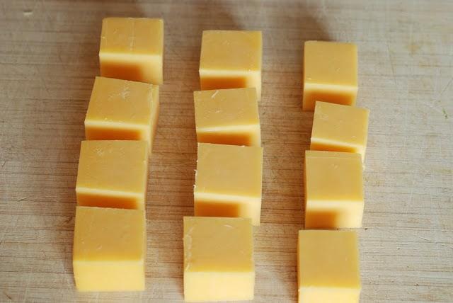 39 - Cheddar Cheese Rolls