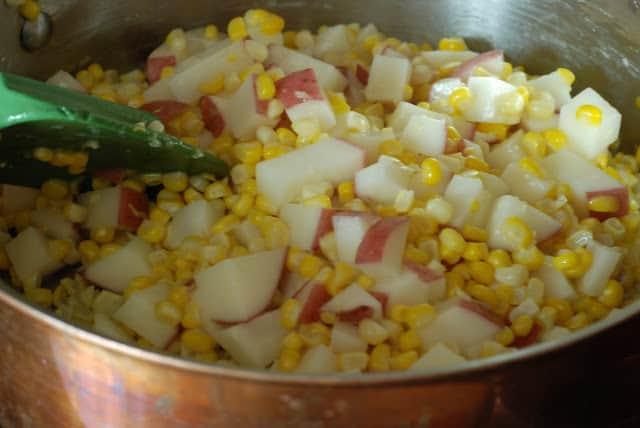 40 2 - Thai Corn Chowder