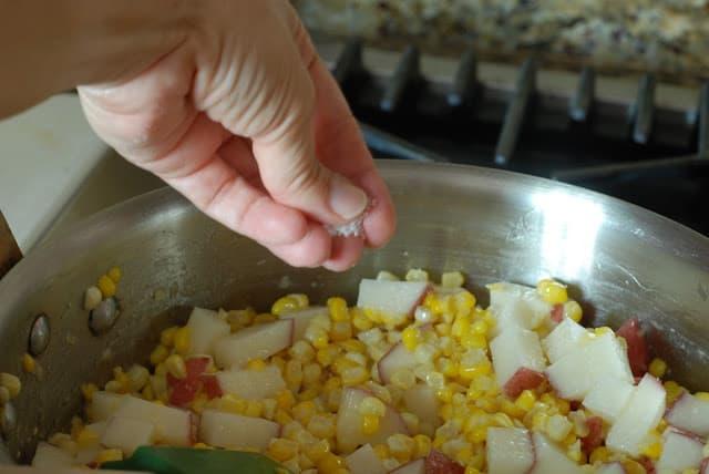 41 2 - Thai Corn Chowder