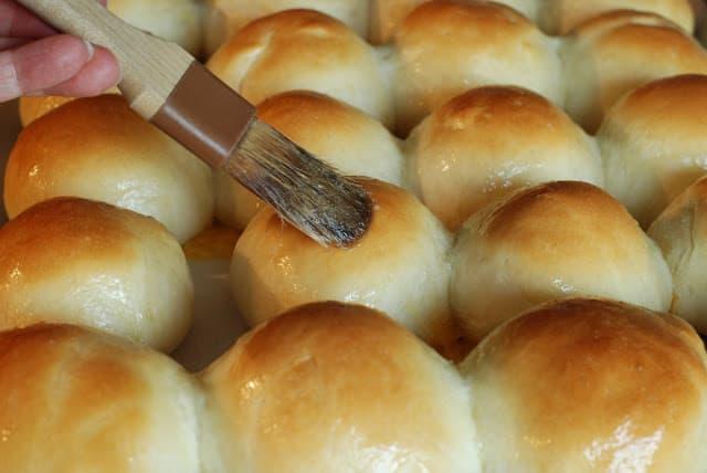 51 - Cheddar Cheese Rolls