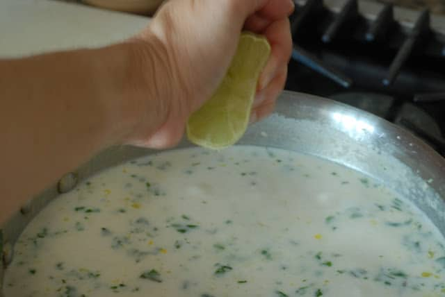 66 - Thai Corn Chowder