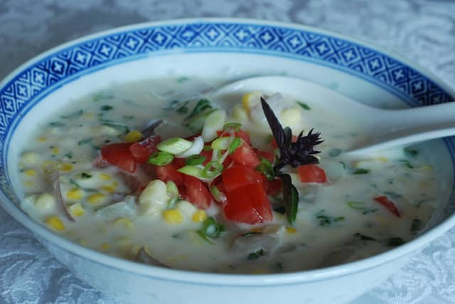 67 - Thai Corn Chowder