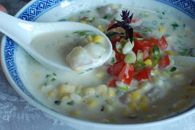 72 - Thai Corn Chowder