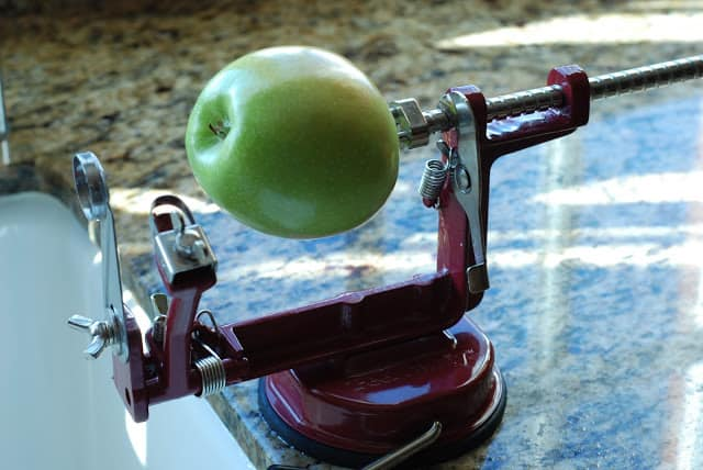 12 3 - Apple Sour Cream Pie