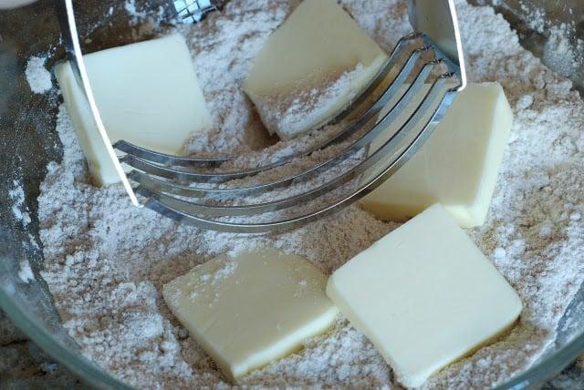 27 3 - Apple Sour Cream Pie