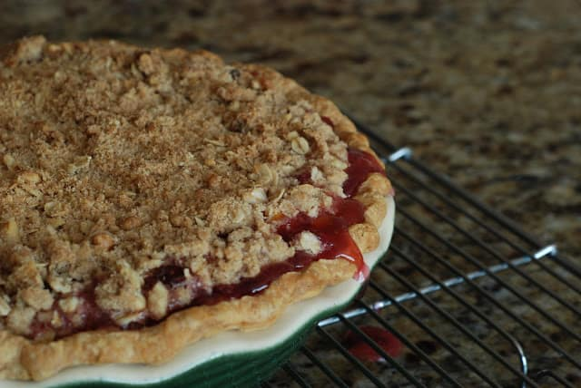 29 1 - Cranberry Peach Pie