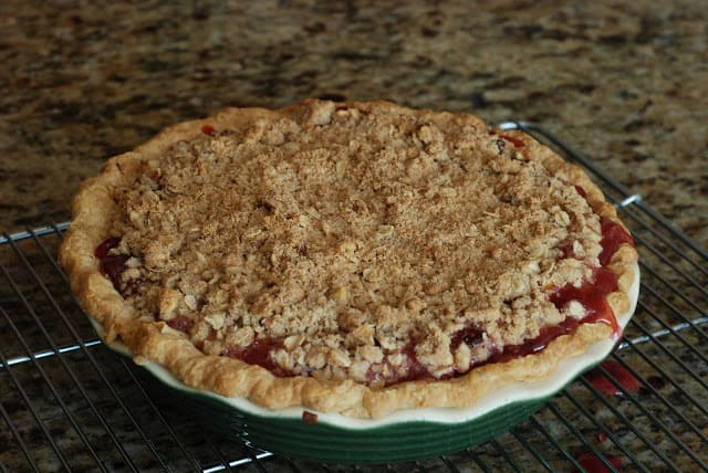 30 1 - Cranberry Peach Pie