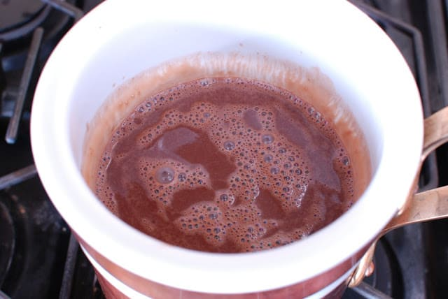 11 1 - Churros and Hot Chocolate