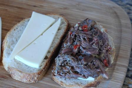 31 2 - Italian Beef Fontina Sandwiches