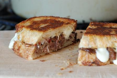42 1 - Italian Beef Fontina Sandwiches