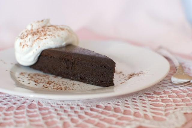 1 3 - La Bete Noire - Flourless Chocolate Torte
