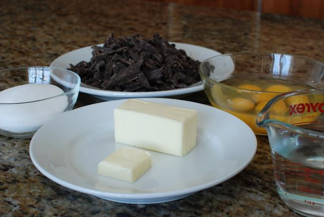 14 2 - La Bete Noire - Flourless Chocolate Torte