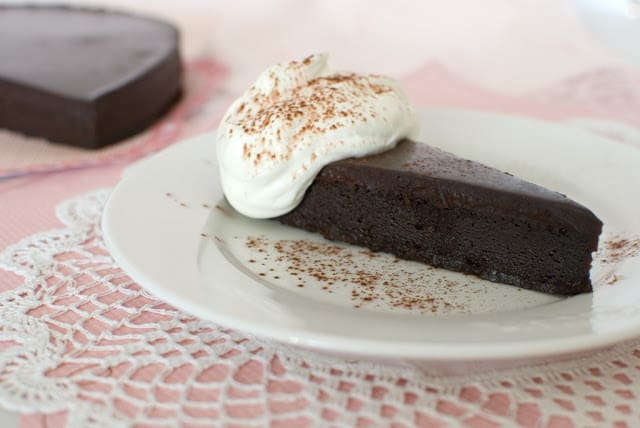 3 5 - La Bete Noire - Flourless Chocolate Torte