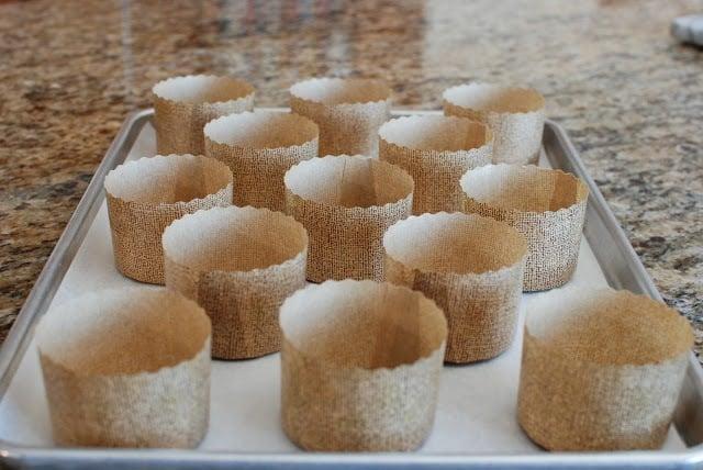3 6 - Chocolate Cakes with Hazelnut Buttercream