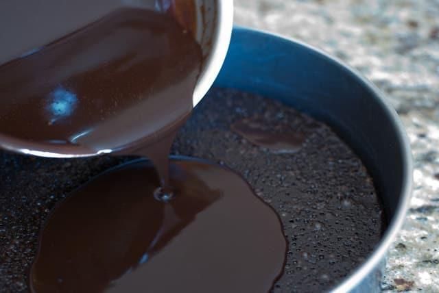 42 1 - La Bete Noire - Flourless Chocolate Torte