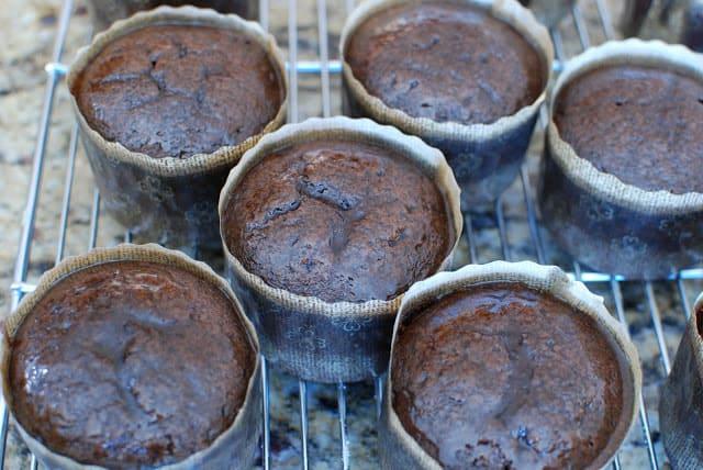 53 - Chocolate Cakes with Hazelnut Buttercream