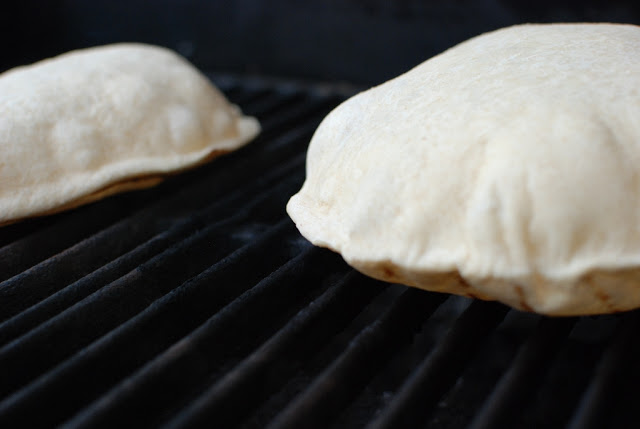 17 2 - Grilled Pita Bread