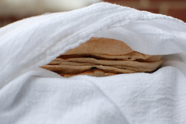 20 2 - Grilled Pita Bread
