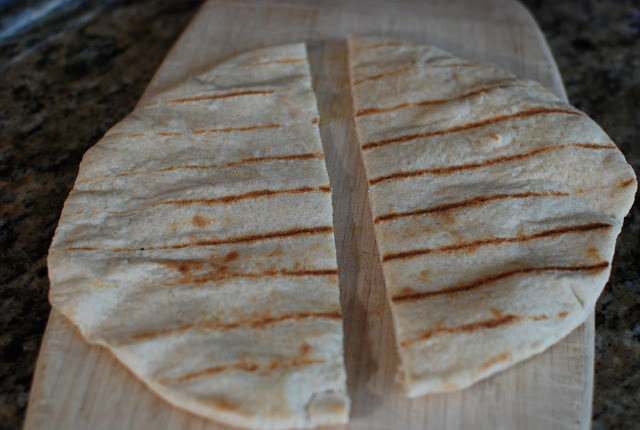 58 1 - Grilled Pita Bread