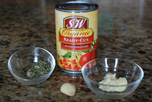 4 1 - Cheese Tortellini in Cream Sauce