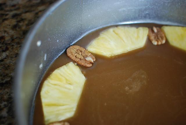 11 - Fresh Pineapple Upside-Down Cake