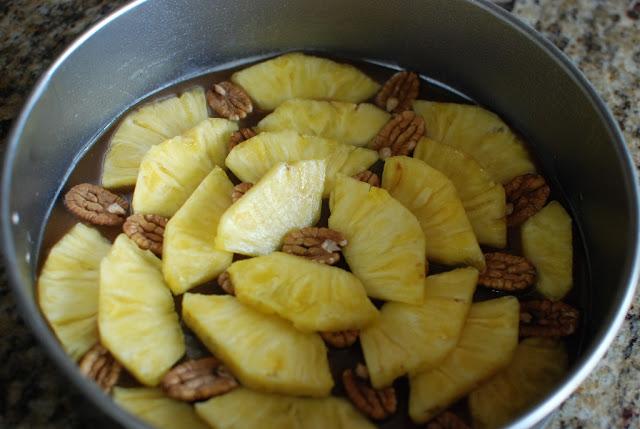 12 - Fresh Pineapple Upside-Down Cake